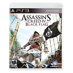 Assassin's Creed 4 Black Flag  para PS3