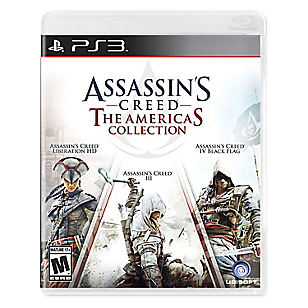 Assassin's Creed The Americans Collection para PS3