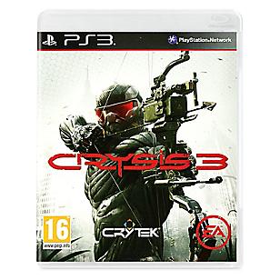Crysis 3 Hunter Edition  para PS3