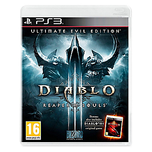 Diablo 3 Reaper of souls  Ultimate Evil Edition para PS3