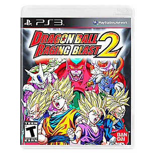 Dragon Ball Raging Blast 2  para PS3