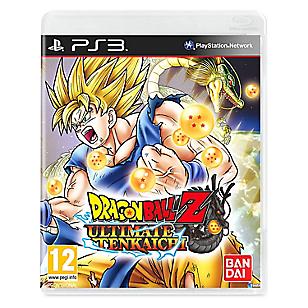 Dragon Ball Z Ultimate Tenkaichi para PS3
