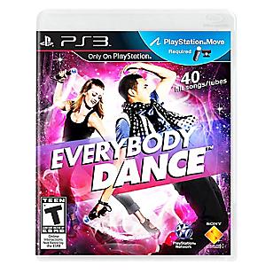Everybody Dance  para PS3