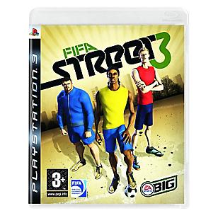 FIFA Street 3  para PS3