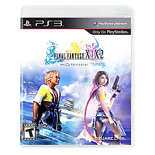Final Fantasy X/X2 HD Remaster para PS3
