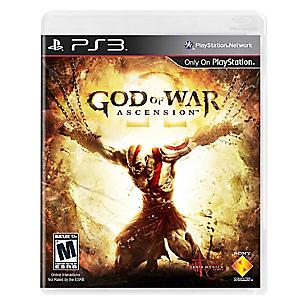 God of War Ascencion  para PS3