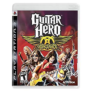 Guitar Hero Aerosmith  para PS3