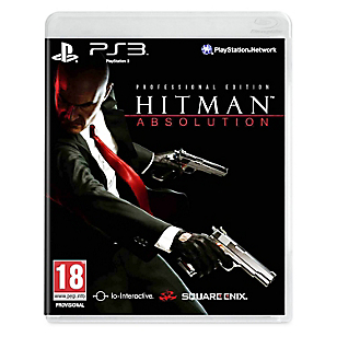 Hitman Absolution Professional Edition para PS3