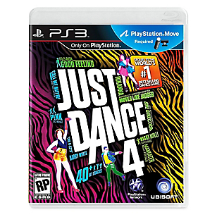Just Dance 4  para PS3