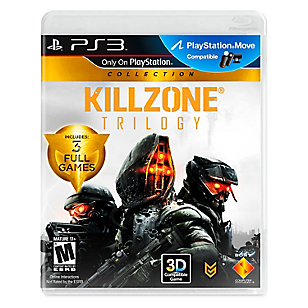 Killzone Trilogy Collection  para PS3