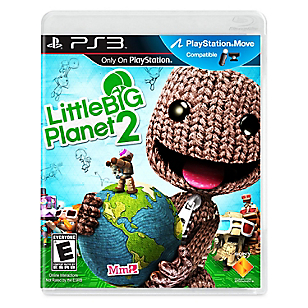 Videojuego Little Big Planet 2 para PS3