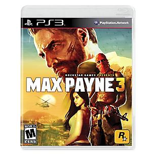 Videojuego Max Payne 3 para PS3