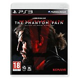 Videojuego Metal Gear Solid V The Phamton Pain para PS3