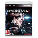 Videojuego Metal Gear Solid V Ground Zeroes para PS3
