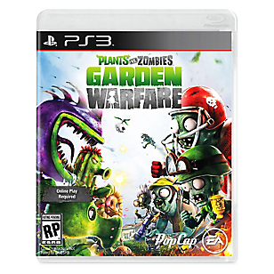 Videojuego Plants vs Zombies Garden Warfare para PS3
