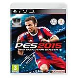 Videojuego Pro Evolution Soccer 2015 para PS3