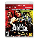Read Dead Redemption Game of the Year para PS3