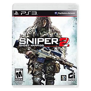 Sniper: Ghost Warrior 2 para PS3