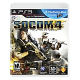Socom 4: U.S. Navy Seals  para PS3