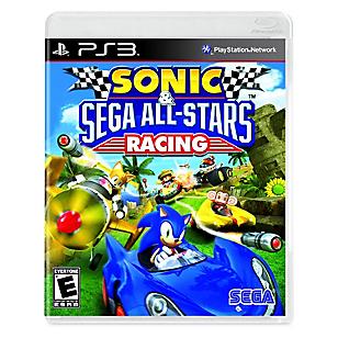 Sonic & Sega All Star Racing para PS3