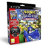 Sonic & Sega All-Stars Racing + Volante para PS3