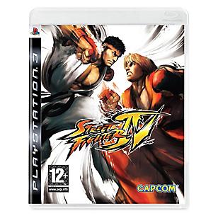 Street Fighter IV  para PS3