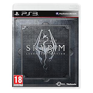 The Elder Scrolls V Skyrim Legendary Edition para PS3