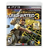 Uncharted 3 Game of the Year Edition para PS3