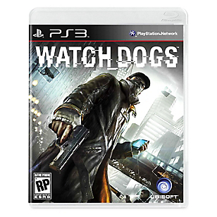 Watchdogs  para PS3