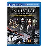 Injustice Gods Among Us Ultimate Edition para PS Vita