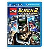 Videojuego Lego Batman 2 Super Heroes para PS Vita