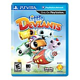 Videojuego Little Deviants para PS Vita