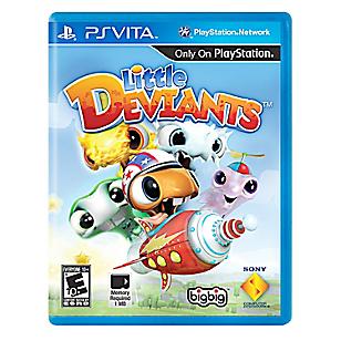 Videojuego Little Deviants para PS Vita
