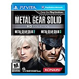 Videojuego Metal Gear Solid HD Collection para PS Vita