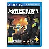 Videojuego Minecraft para PS Vita