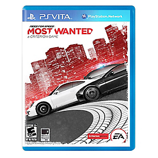 Videojuego Need For Speed Most Wanted para PS Vita