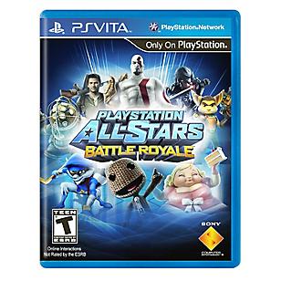 Videojuego Play Station Allstars Battle Roy para PS Vita