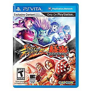 Street Fighter X Tekken  para PS3
