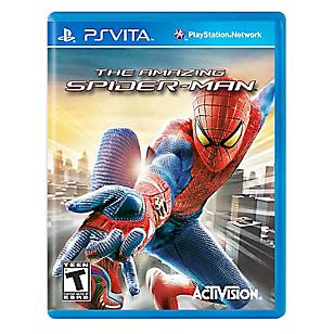 The Amazing Spiderman para PS Vita
