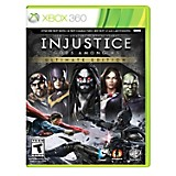 Videojuego Injust Gods Among Us Ultimate Edition Xbox 360
