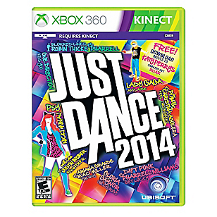 Videojuego Just Dance 2014 Xbox 360