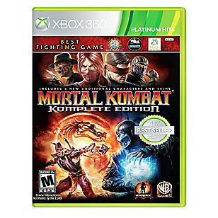 Videojuego Mortal Kombat Komplete Ed Xbox 360