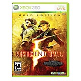 Videojuego Resident Evil 5 Gold Ed Xbox 360