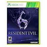 Videojuego Resident Evil 6 Xbox 360