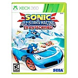 Videojuego Sonic y All Stars Racing Trans Xbox 360
