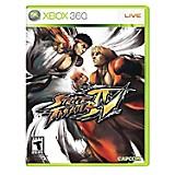 Videojuego Street Fighter IV Xbox 360