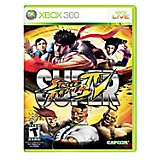 Videojuego Super Street Fighter IV Xbox 360