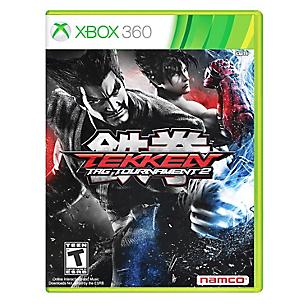 Videojuego Tekken Tag Tournament 2 Xbox 360