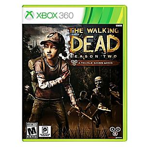 Videojuego The Walking Dead Season 2 Xbox 360