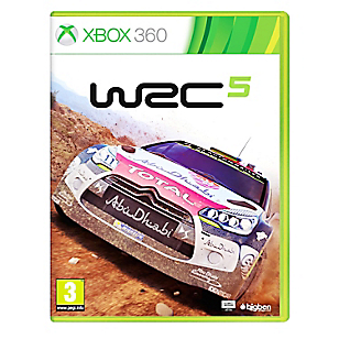 Videojuego WRC 5 FIA World Rally Championship para Xbox 360
